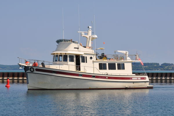 54 Nordic Tugs 2003 Quot O My Papa Quot For Sale In Traverse City