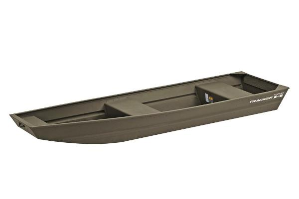 2013 Tracker Boats boat for sale, model of the boat is Topper 1436 Riveted Jon & Image # 2 of 3