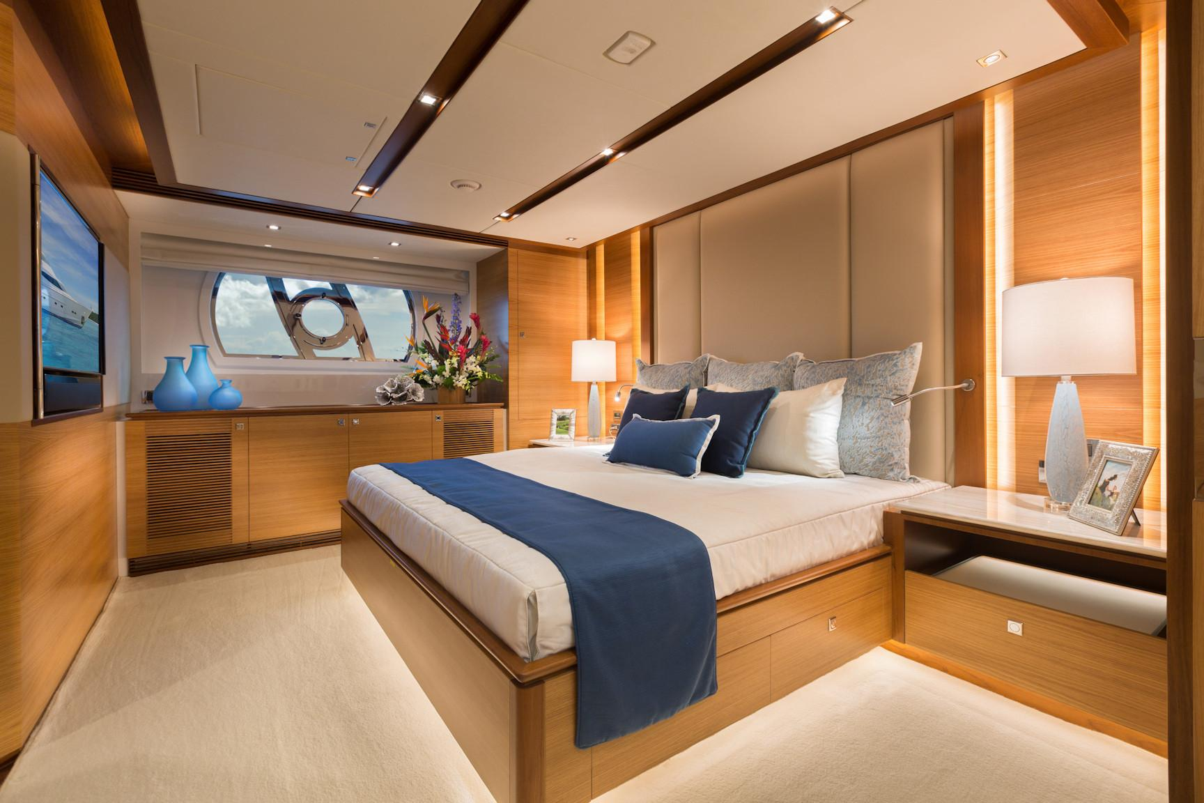Manufacturer Provided Image: Master Stateroom B