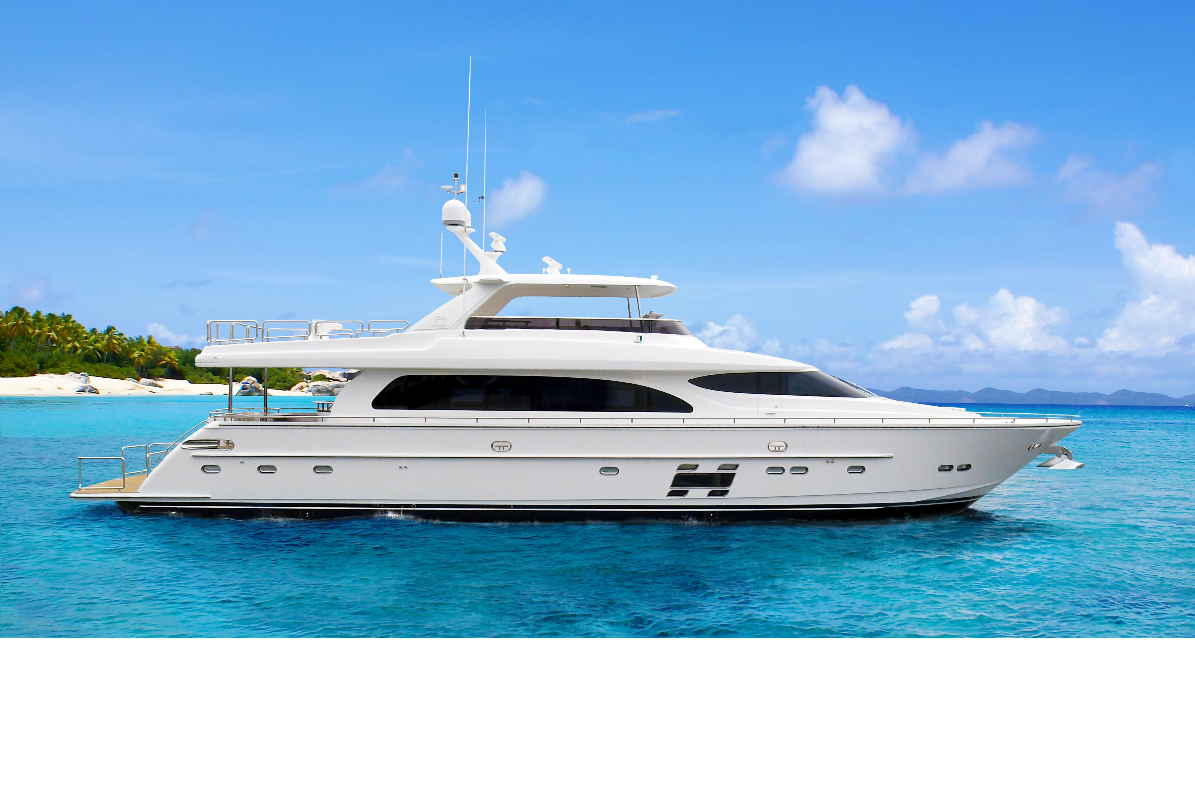 2019 85 ft Yacht For Sale | Allied Marine