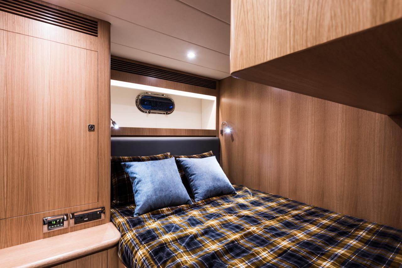 Manufacturer Provided Image: Capt Cabin