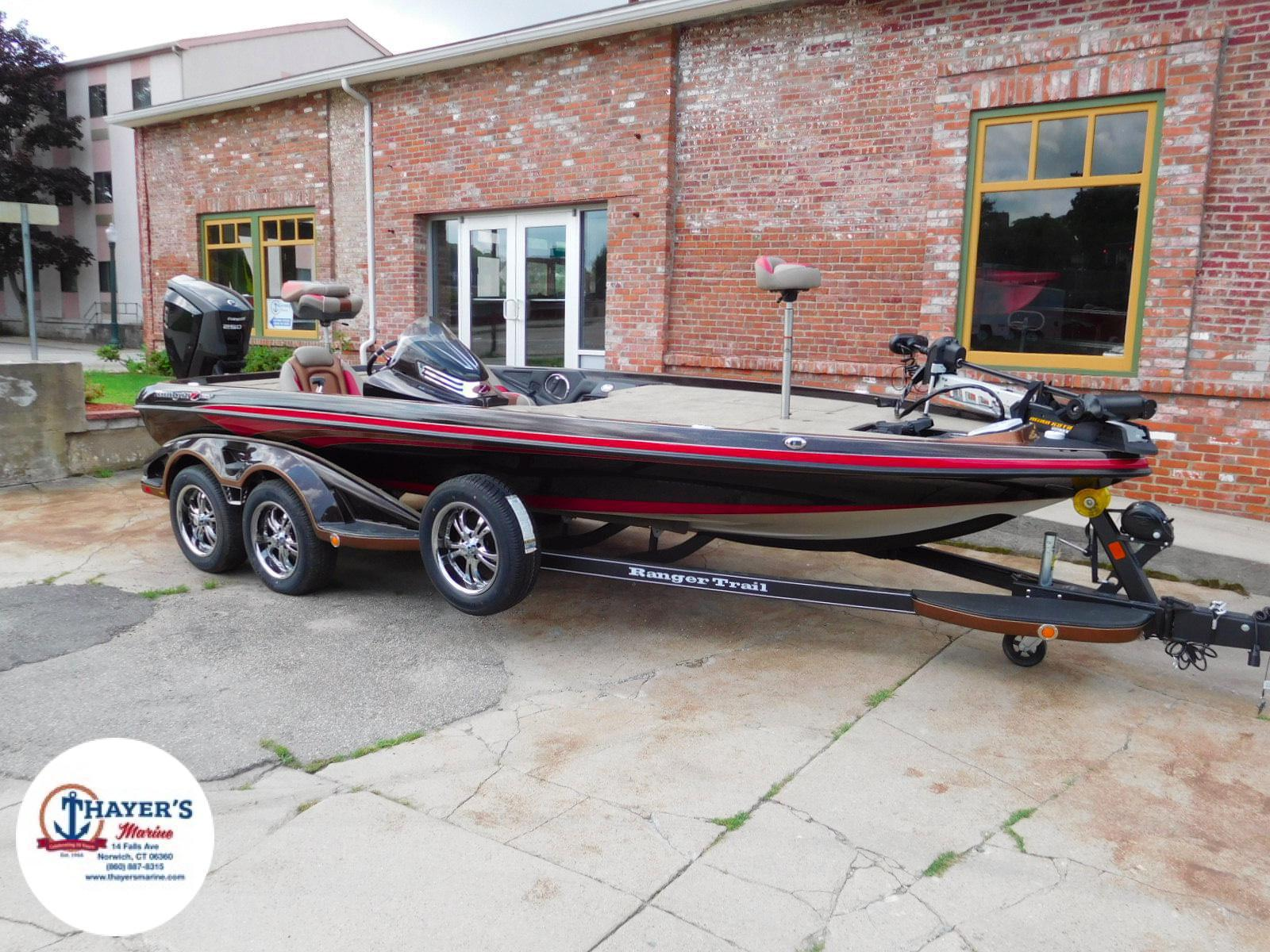 2018 RANGER BOATS Z521C for sale