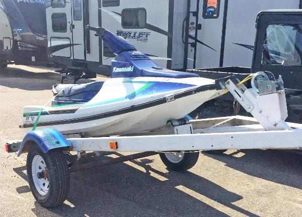 1992 Kawasaki boat for sale, model of the boat is Tandem Sport & Image # 2 of 4