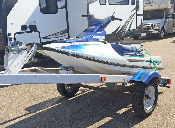 1992 Kawasaki boat for sale, model of the boat is Tandem Sport & Image # 1 of 4