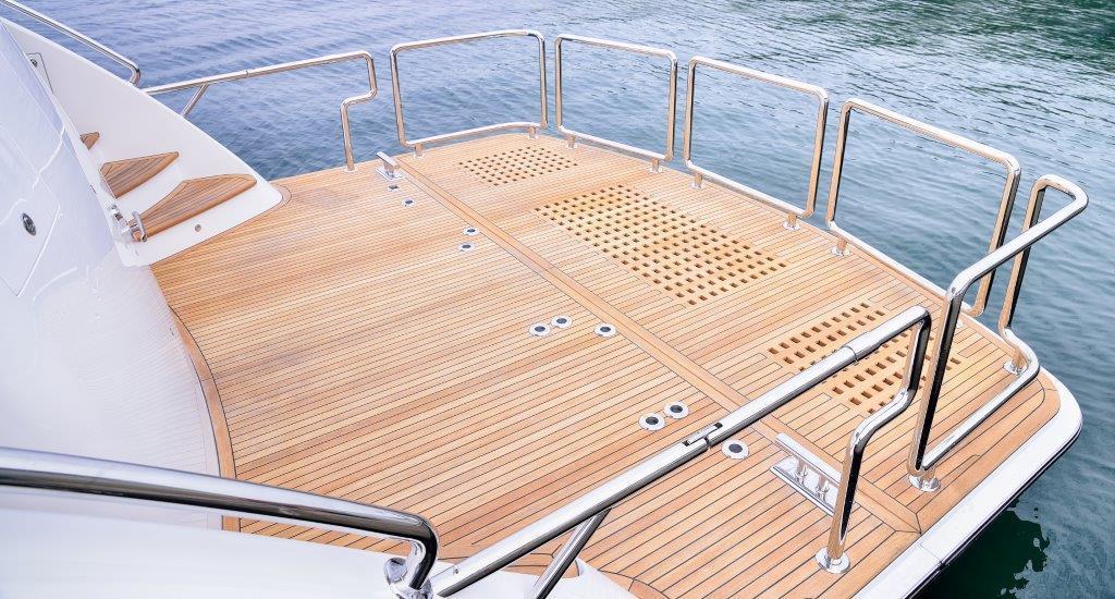 Manufacturer Provided Image: Swim Platform