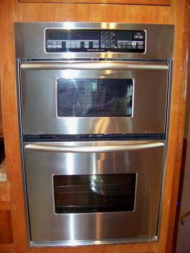 Microwave/Convection & Oven