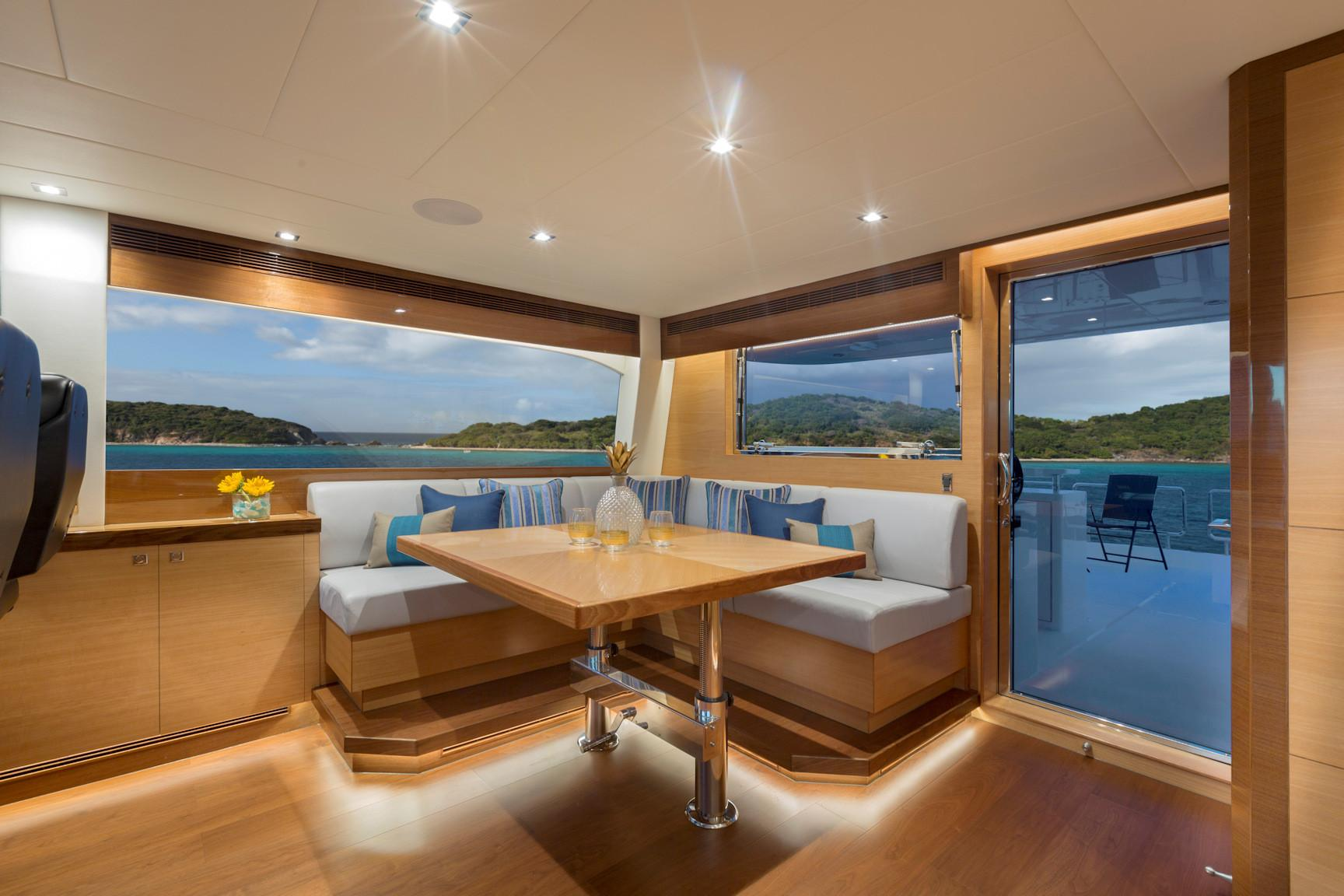 Manufacturer Provided Image: Pilothouse/Skylounge
