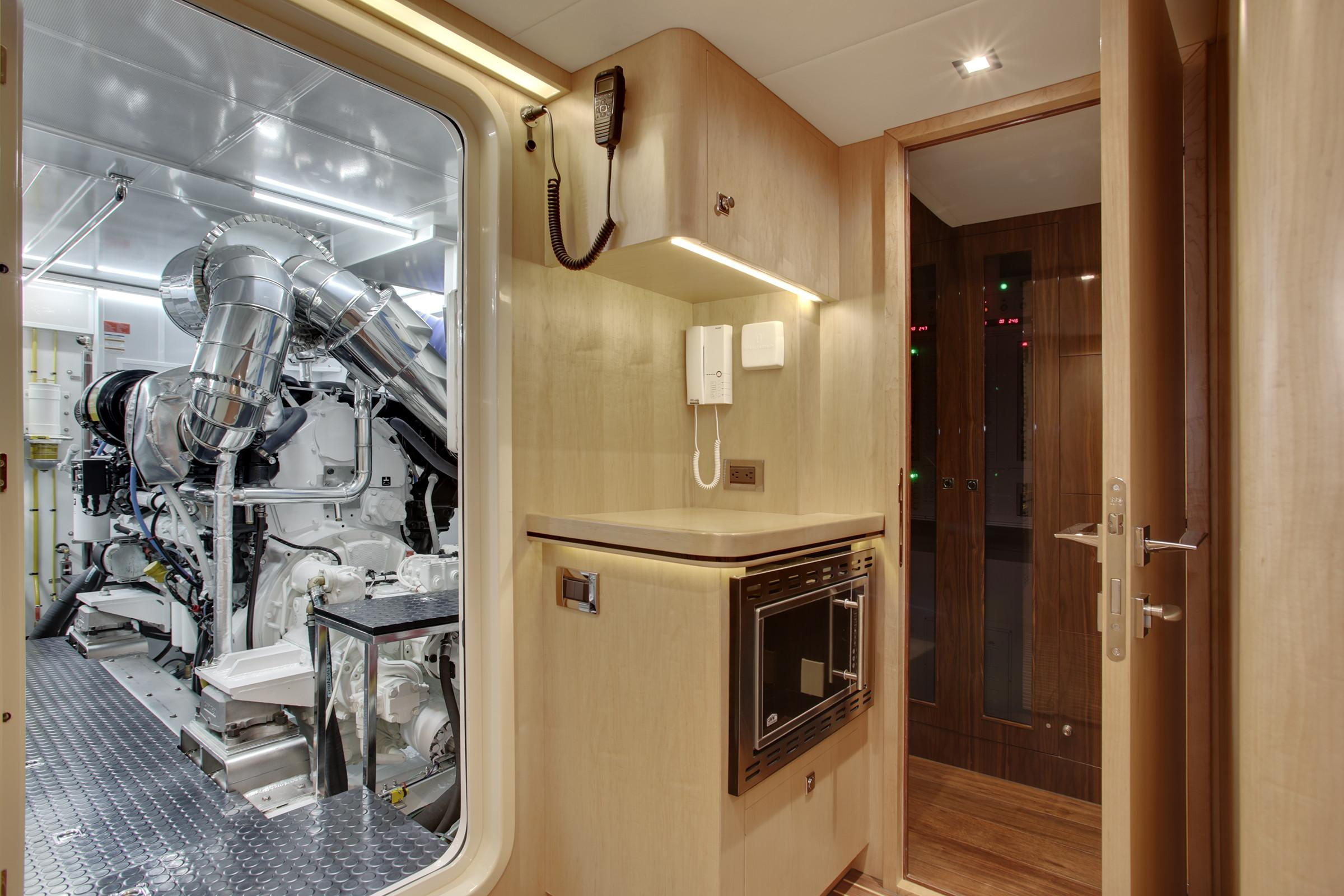 Manufacturer Provided Image: Crew Mess