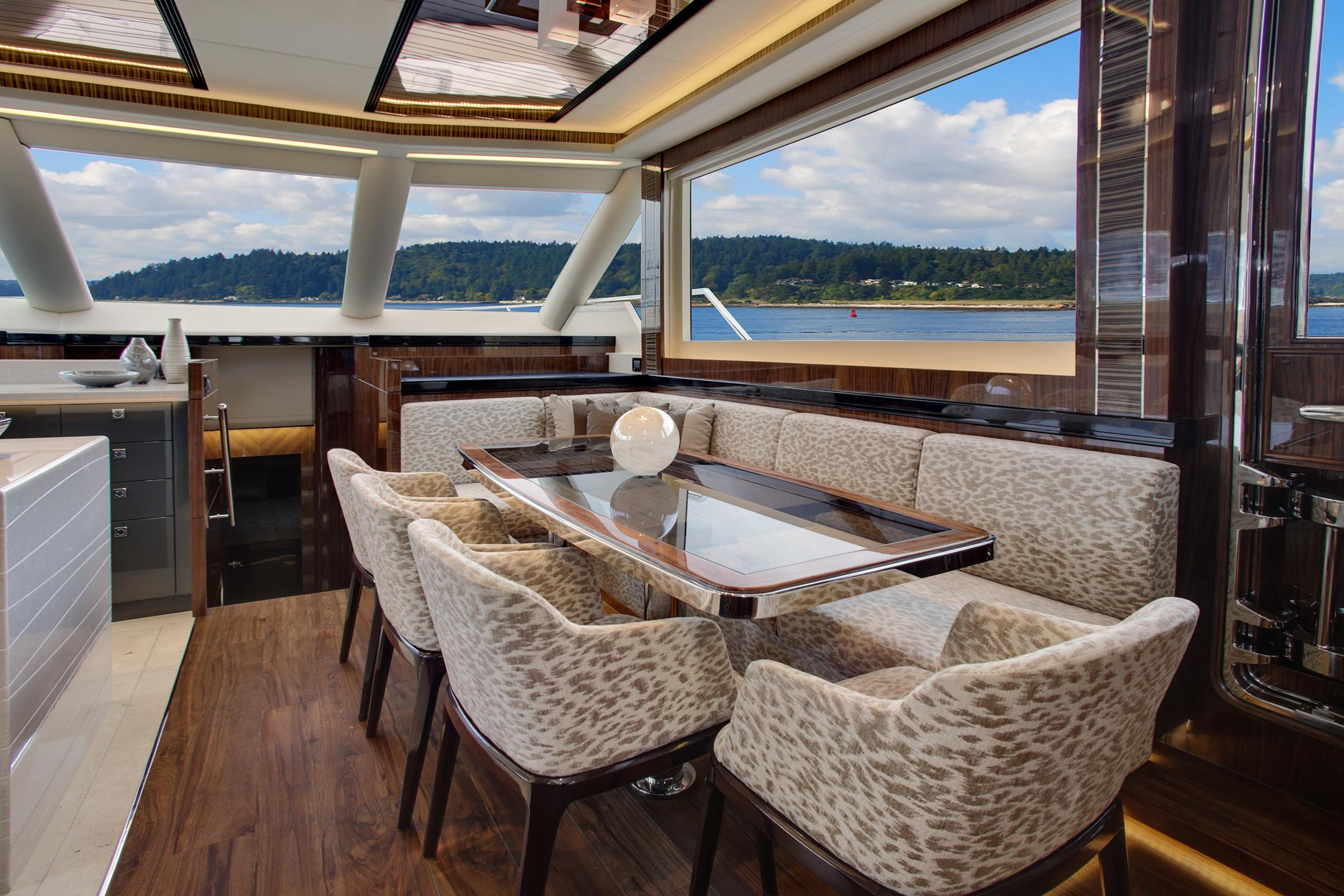 Manufacturer Provided Image: Galley - Dining
