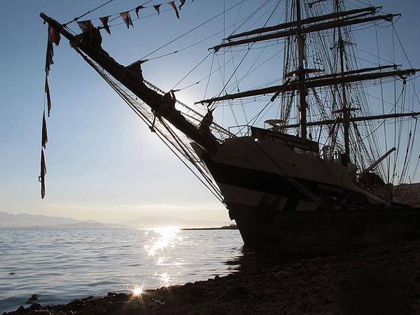 60m Tall Ship