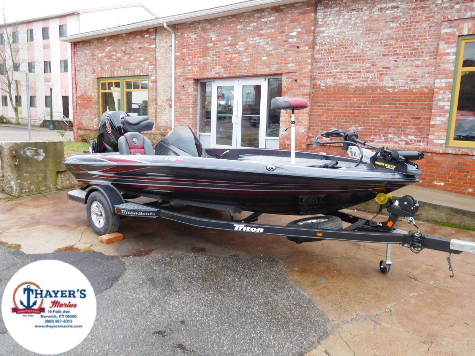 2017 TRITON 179TRX for sale