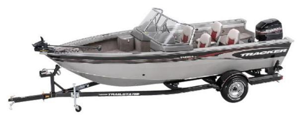 2004 Tracker Boats boat for sale, model of the boat is Targa 18 WT & Image # 1 of 26