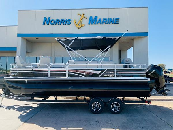 2021 Ranger Boats boat for sale, model of the boat is Reata 223FC & Image # 2 of 41