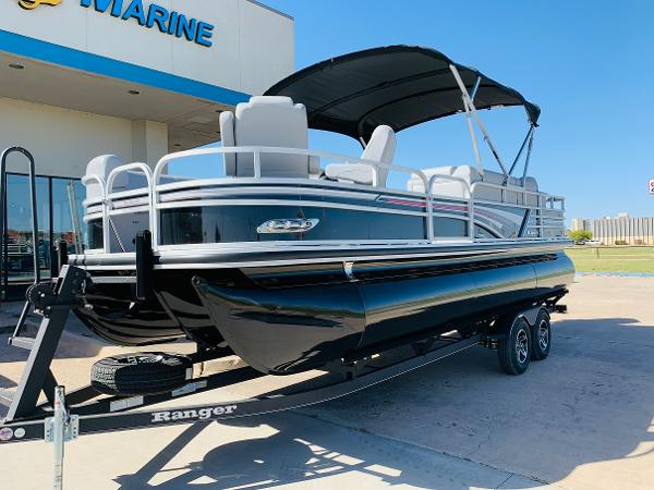 2021 Ranger Boats boat for sale, model of the boat is Reata 223FC & Image # 3 of 41
