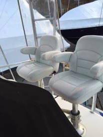 Cabo Yachts35 Flybridge Sportfisher