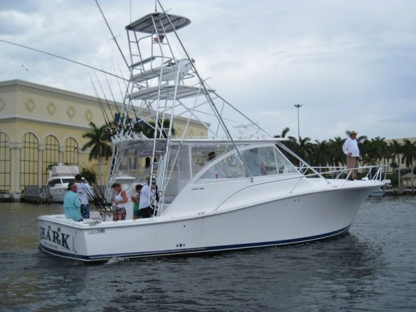 Luhrs Open Motor Yachts. Listing Number: M-3465049 41' Luhrs Open