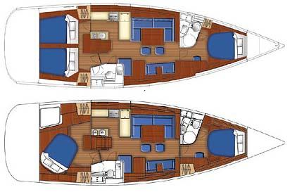 Beneteau America 49 Brokerage Massachusetts
