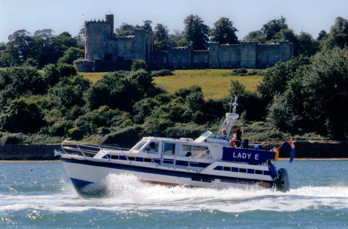 Aquastar Ocean Ranger 33 Aft Cabin