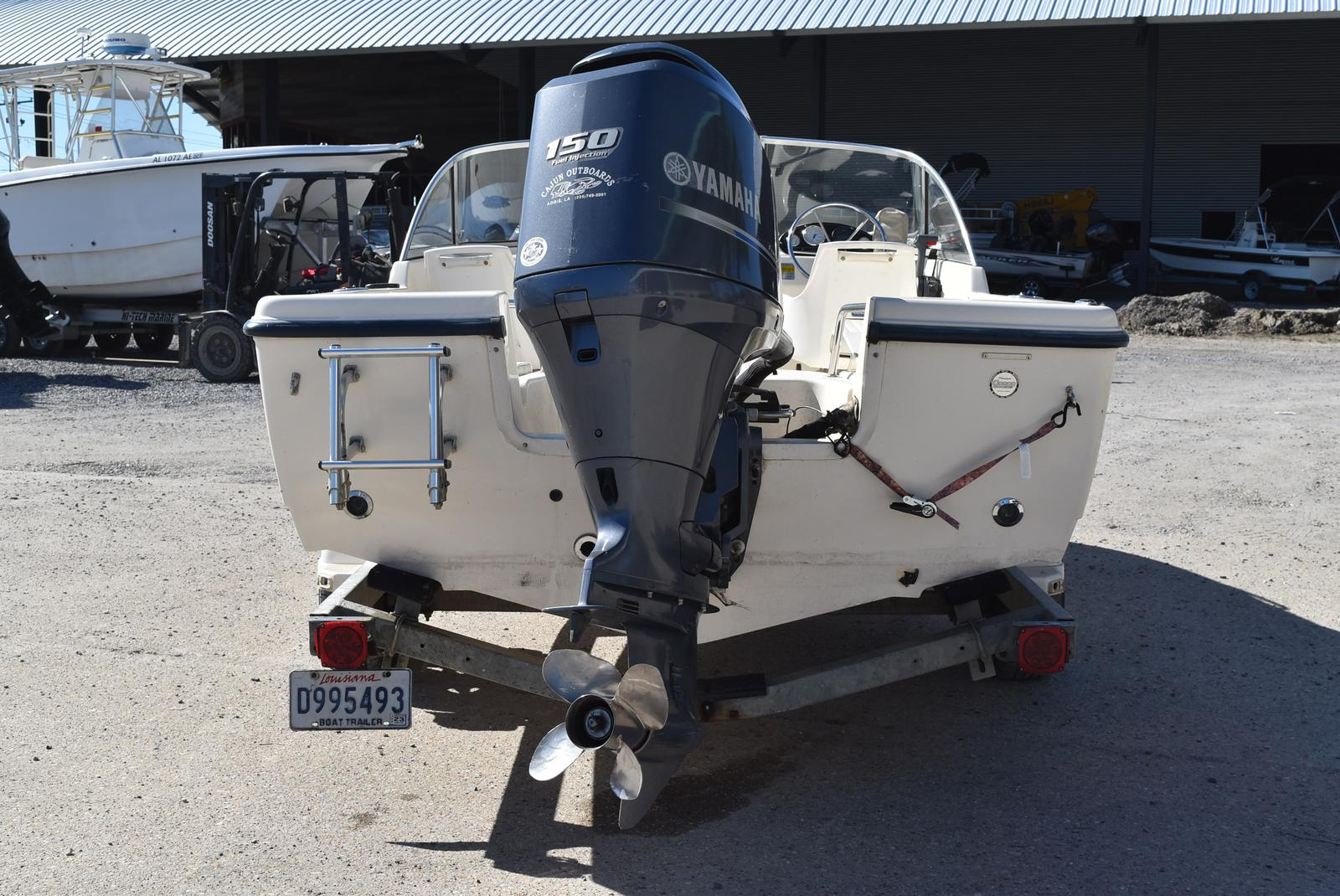 2003 Sea Hunt boat for sale, model of the boat is Escape 175 & Image # 14 of 16