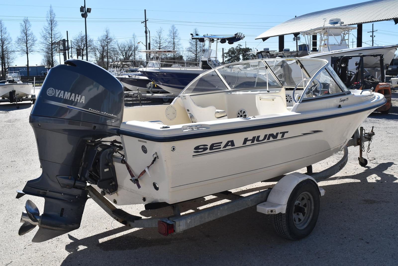 2003 Sea Hunt boat for sale, model of the boat is Escape 175 & Image # 2 of 16