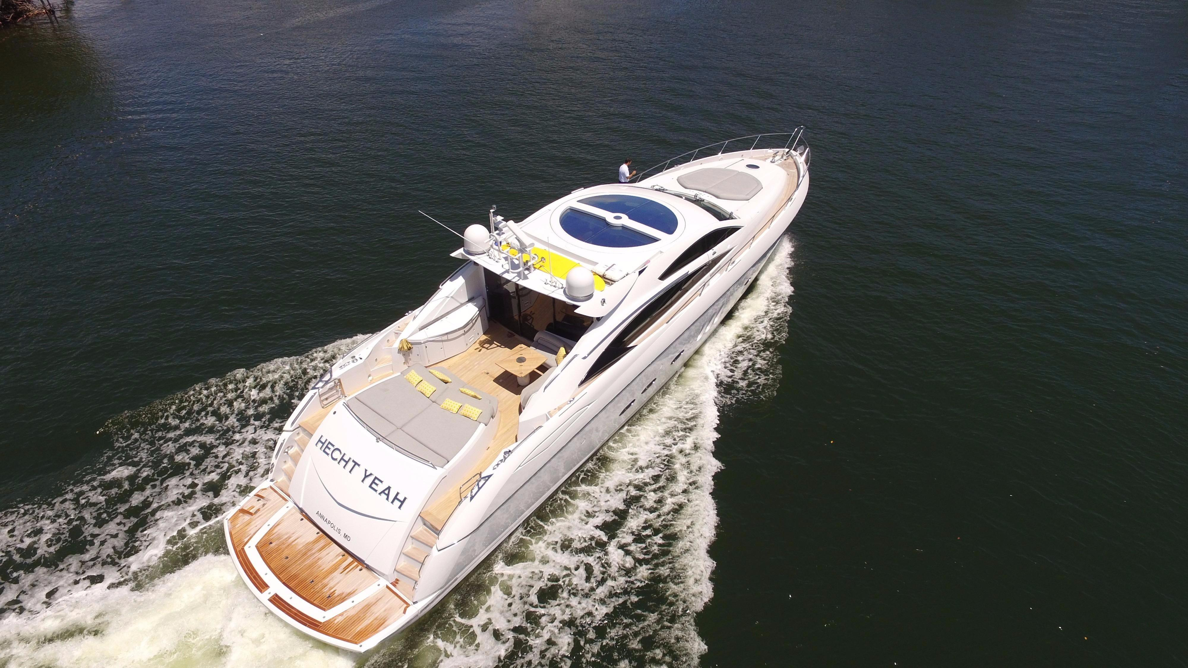 82 ft Sunseeker Predator 82