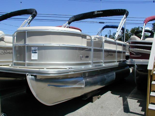 2016 BERKSHIRE PONTOONS B217CR for sale