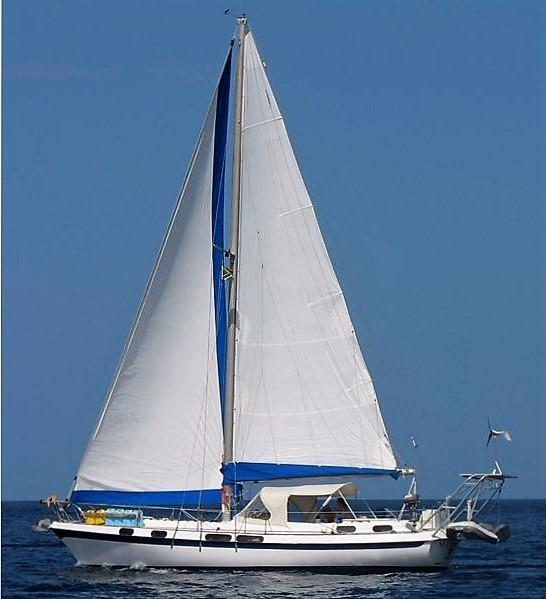 41' Morgan 1973 Out Island 41