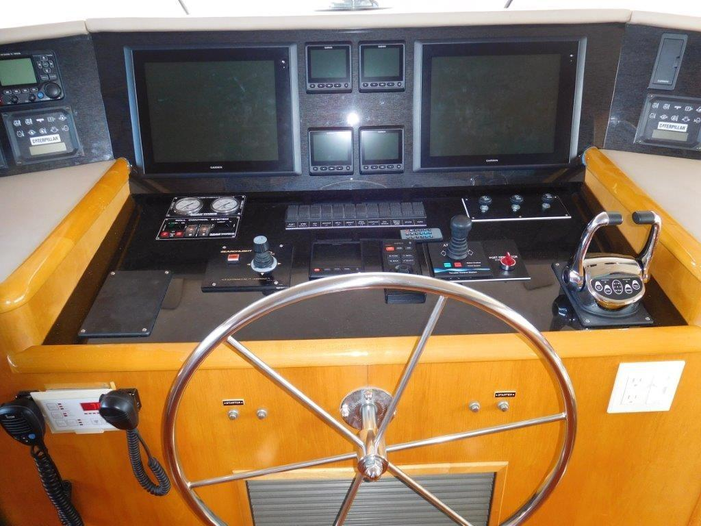 Lower Helm - Pilothouse
