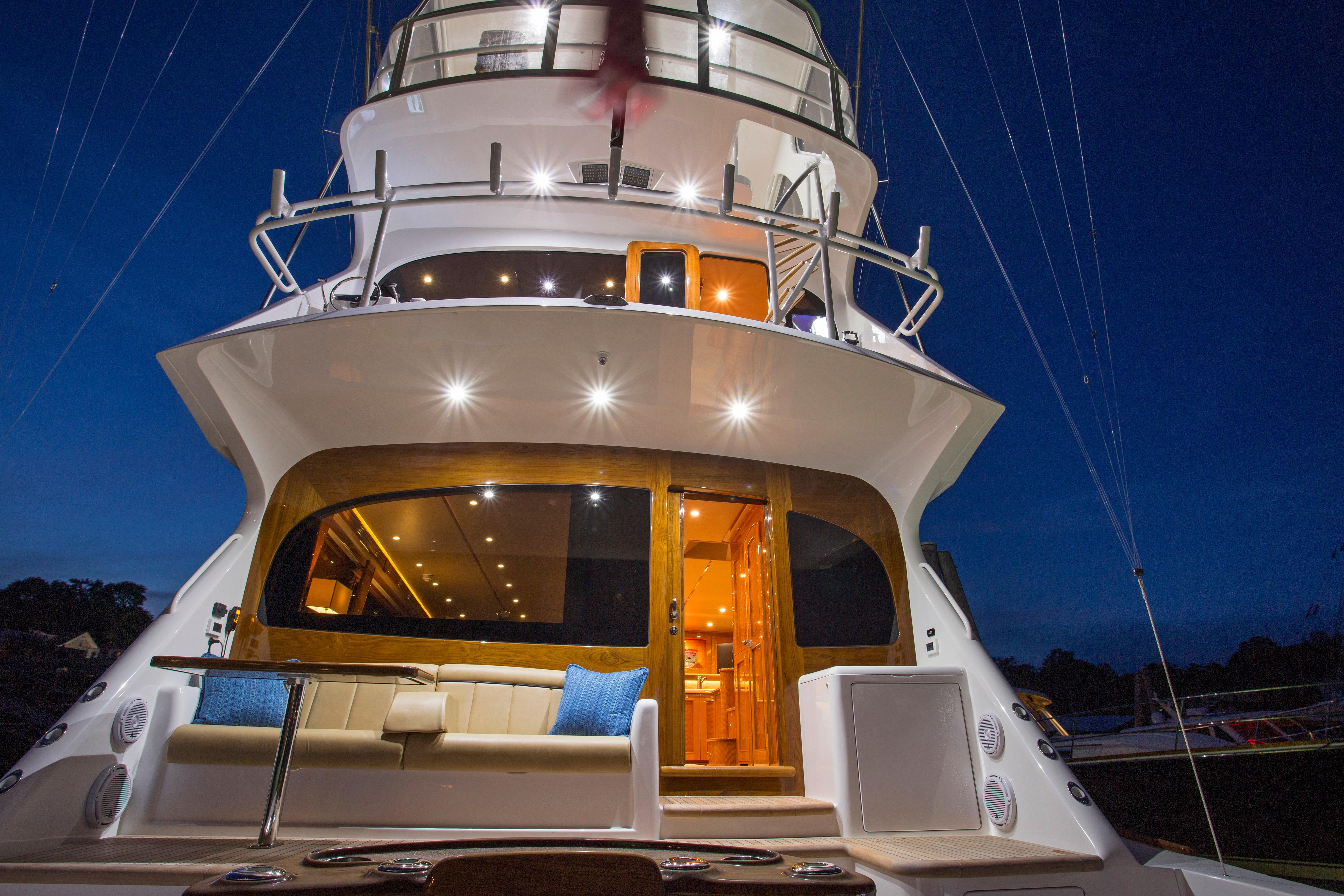 82 Viking Yacht 2016 Quot Untethered Quot For Sale In Us Denison Yacht Sales