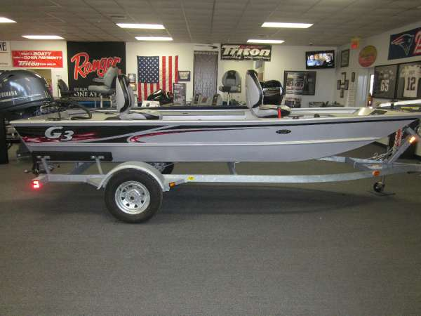 2016 G3 BOATS EAGLE 160 PF for sale