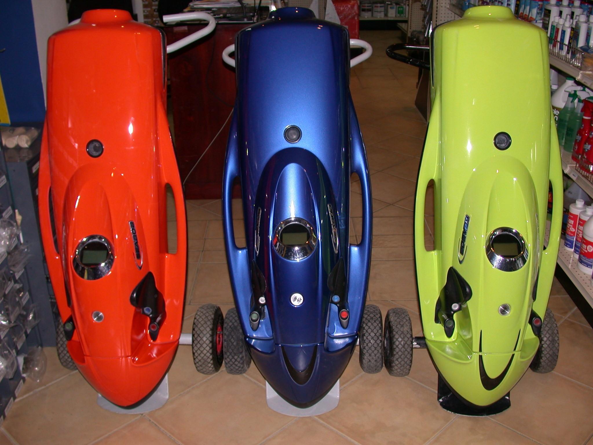 Custom Seabob Cayago F7