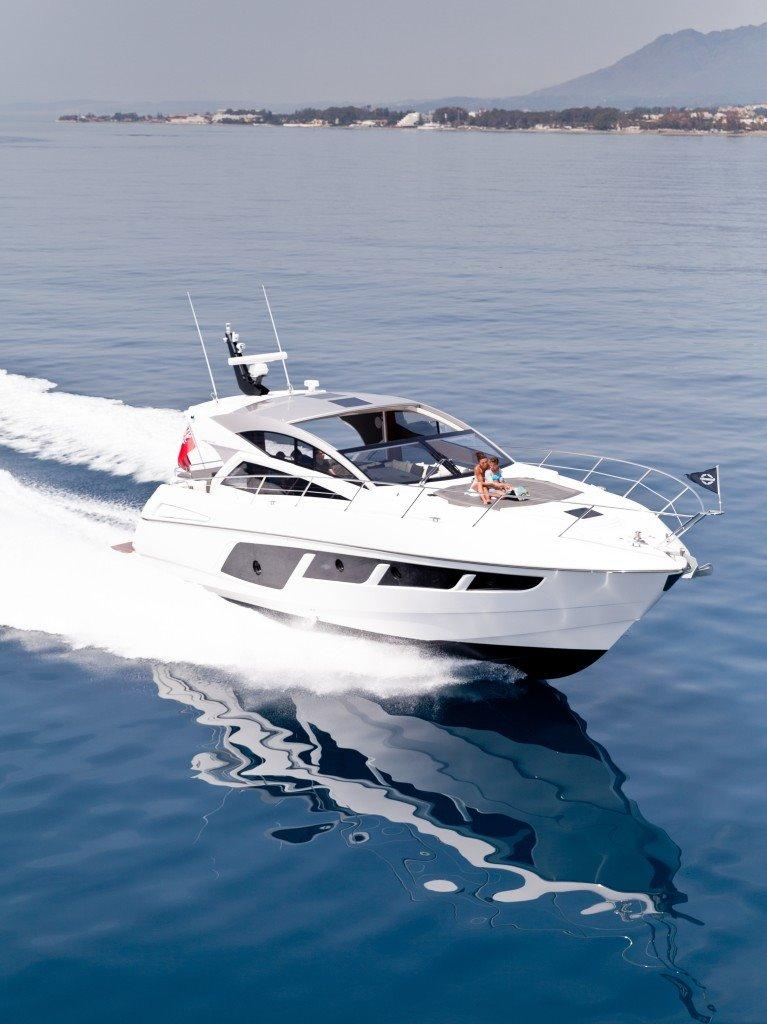 60 ft Sunseeker Predator 57