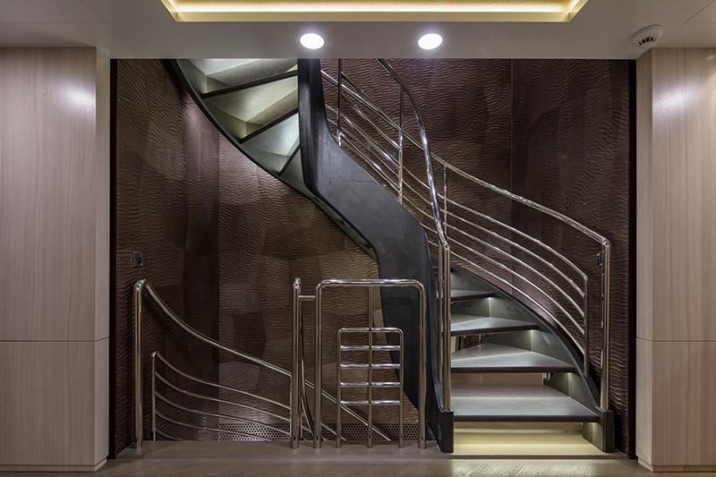 Stairs at Main Foyer