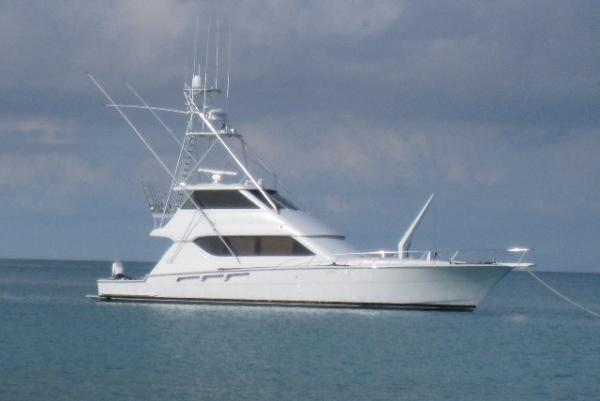 65' Hatteras Sportfisherman