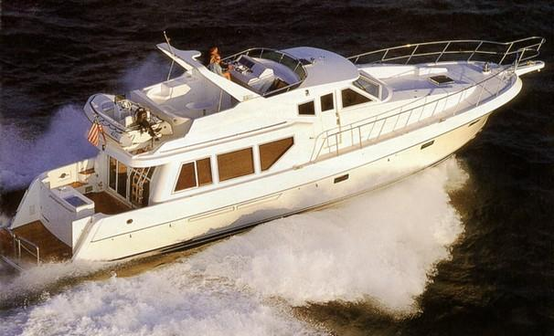 Manufacturer Provided Image: 57 Pilothouse