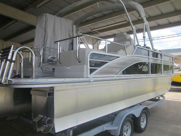 2016 SunCatcher boat for sale, model of the boat is Elite 324 SS & Image # 2 of 16