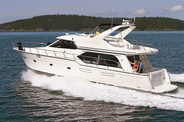 Used bayliner yachts for sale for 50 ft motor yachts for sale