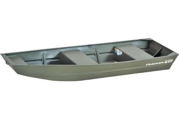 2013 TRACKER BOATS TOPPER 1236 RIVETED JON for sale