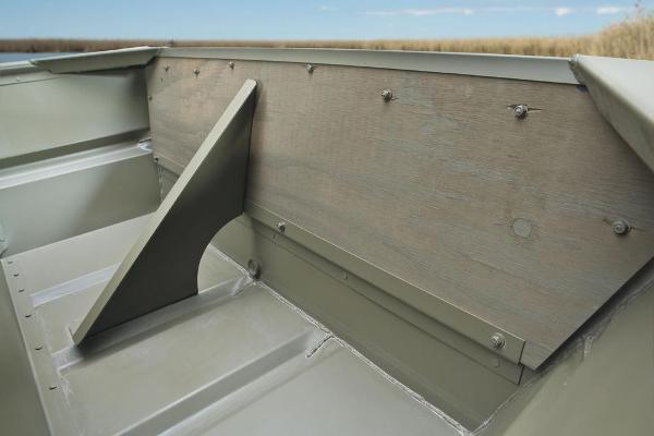 2013 Tracker Boats boat for sale, model of the boat is Topper 1236 Riveted Jon & Image # 6 of 7