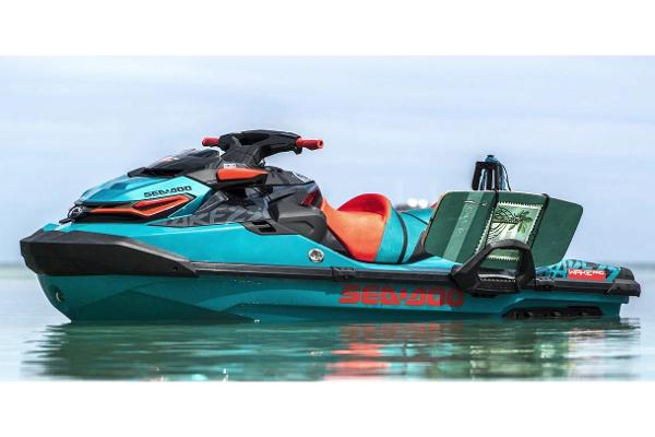 2019 Sea Doo PWC boat for sale, model of the boat is Wake Pro 230 & Image # 2 of 4