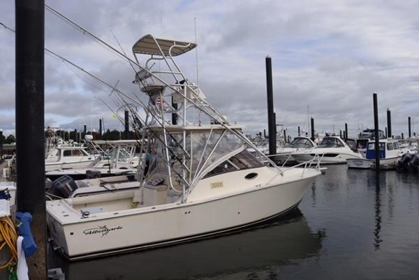 2003 Albemarle boat for sale, model of the boat is 280 Express & Image # 2 of 23