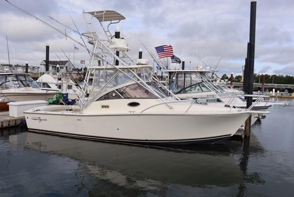 2003 Albemarle boat for sale, model of the boat is 280 Express & Image # 1 of 23