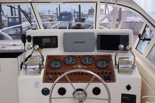 2003 Albemarle boat for sale, model of the boat is 280 Express & Image # 7 of 23