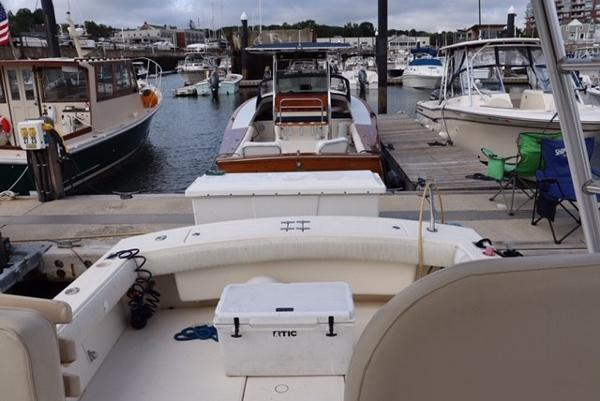 2003 Albemarle boat for sale, model of the boat is 280 Express & Image # 9 of 23