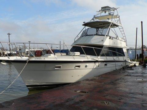 Hatteras 52 Convertible Convertible Boats. Listing Number: M-3845094