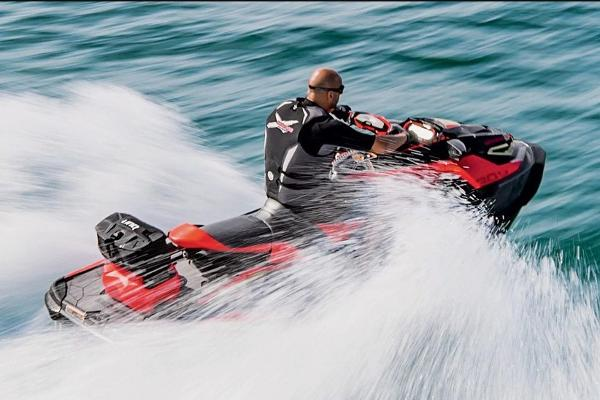 2019 Sea Doo PWC boat for sale, model of the boat is RXT-X 300 & Image # 5 of 9