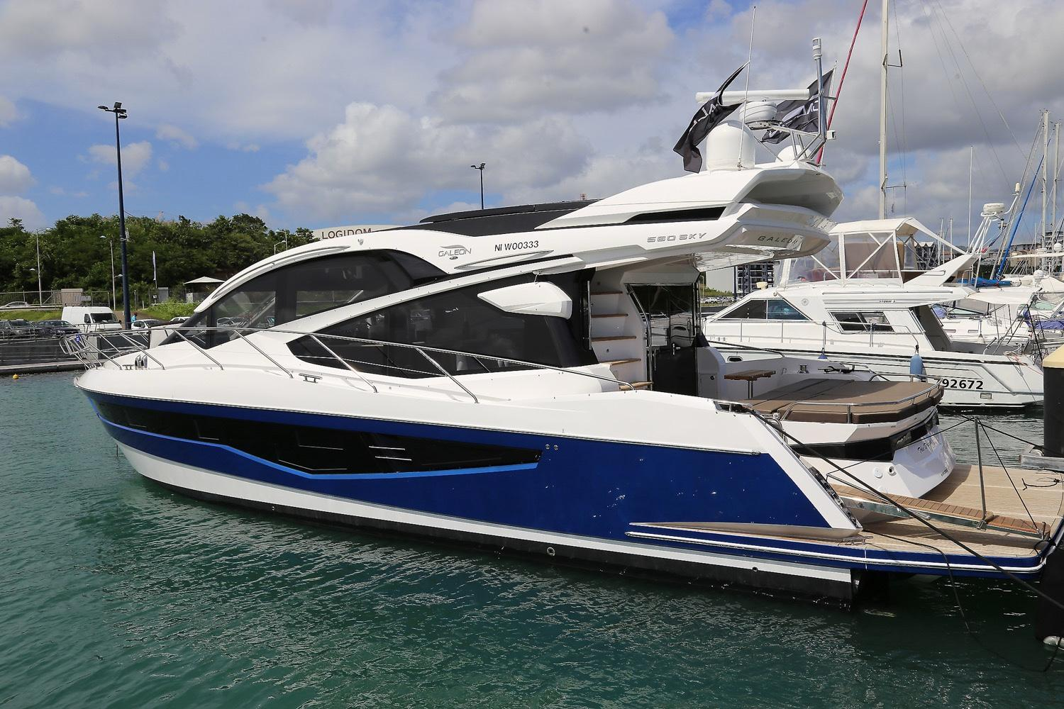 2017 58 08 Ft Yacht For Sale Allied Marine