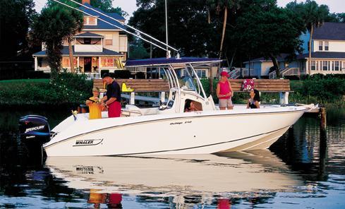 24' Boston Whaler | 240 Outrage | 2004-Center Consoles for sale Marathon FL