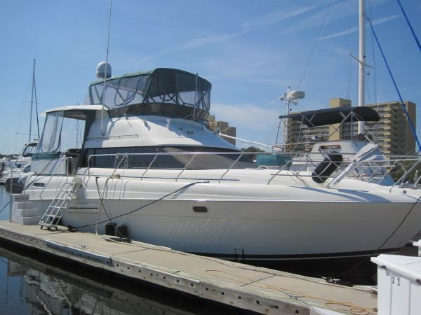 41' Silverton 41 Motor Yacht