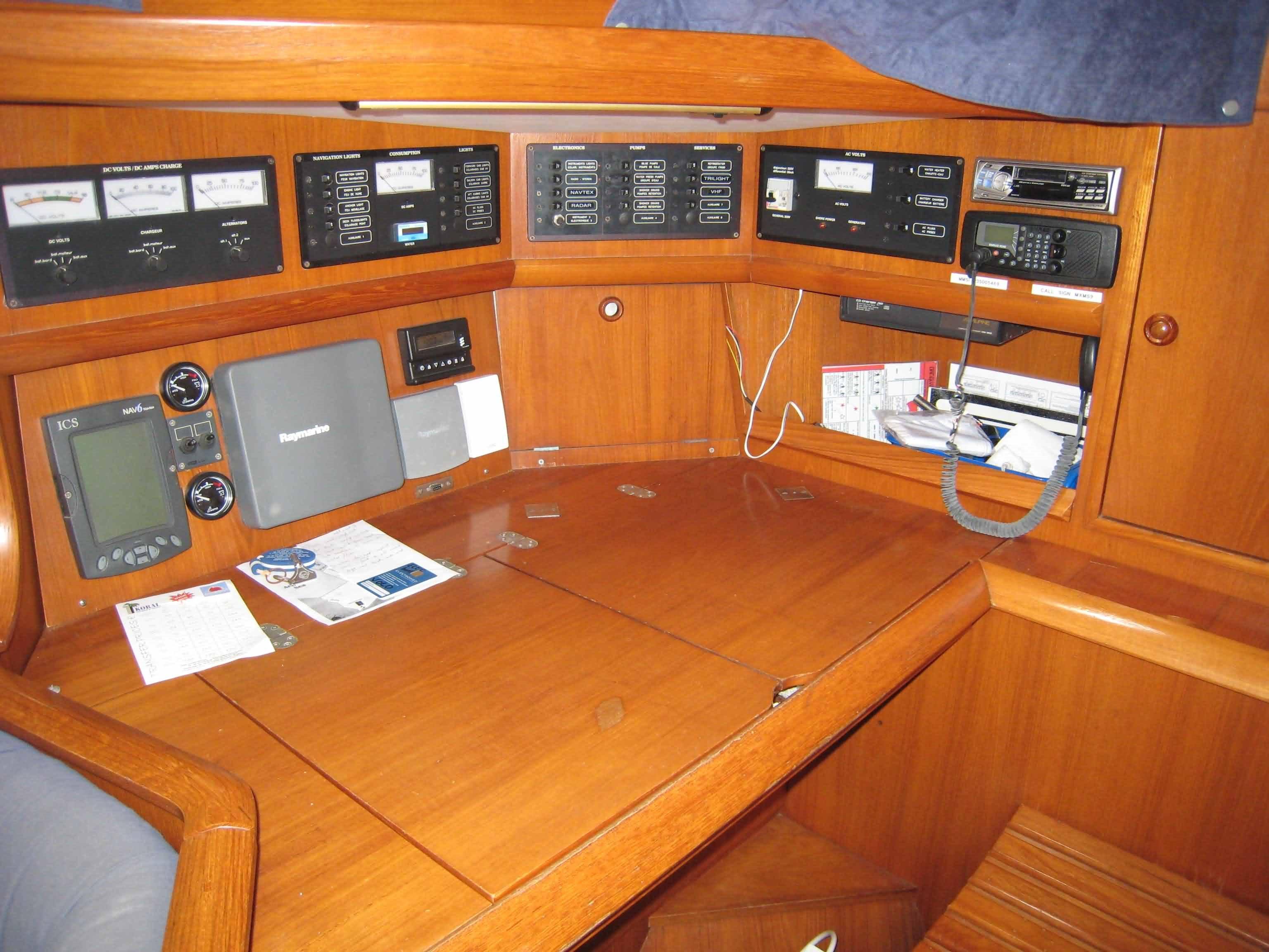 Jeanneau Sun Odyssey 45 2 Boat For Sale